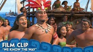 """""""We Know The Way"""" Clip - Moana"""