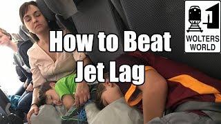 How to Beat Jet Lag - Honest Travel Advice width=