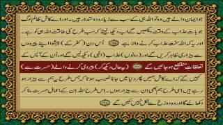 QURAN PARA 2 JUST URDU TRANSLATION WITH TEXT HD FATEH MUHAMMAD JALANDRI width=
