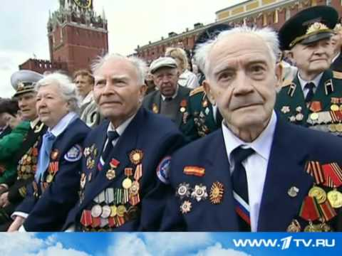 ПАРАД ПОБЕДЫ 2011. МОСКВА.VICTORY PARADE 2011 in Moscow