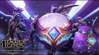 25 NEW K/DA ORBS !! + 4% K/DA bag!  KDA Orbs Opening - League of Legends