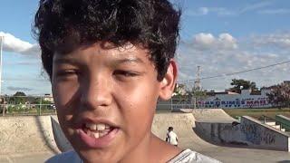 Criança de 10 anos fala sobre a redução da idade penal