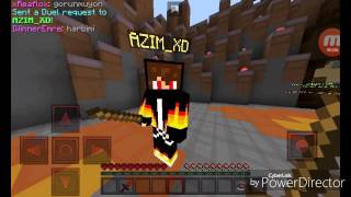 MCPE Crazedcraft|w/ Azim_YT