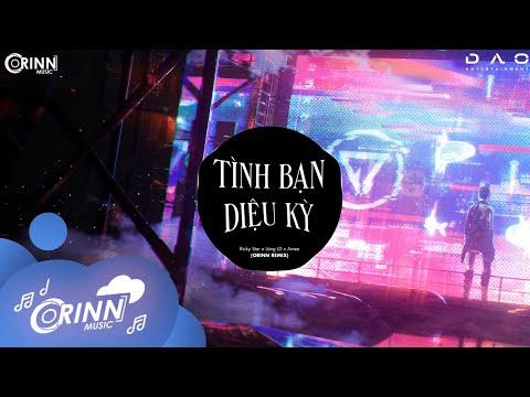 Tình Bạn Diệu Kỳ (Orinn Remix) - AMEE x Ricky Star x Lăng LD | Nhạc Trẻ Remix Căng Cực Gây Nghiện