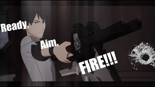 RWBY AMV -  Ready, Aim, Fire!
