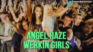 Angel Haze - Werkin Girls (Subtitulado/Traducido al Español)♥