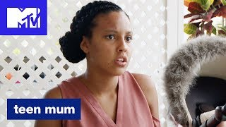 'Sassi & Darren May Never Get Married' Official Sneak Peek | Teen Mum (Season 2) | MTV