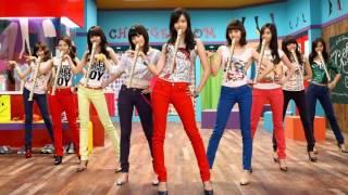 GIRLS GENERATION (소녀시대) - GEE - SHITTYFLUTED