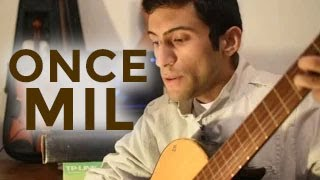 OnceMil - Abel Pintos - Cover - Emmanuel Pereyra