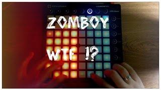 Zomboy - WTF!? Launchpad MK2 Cover