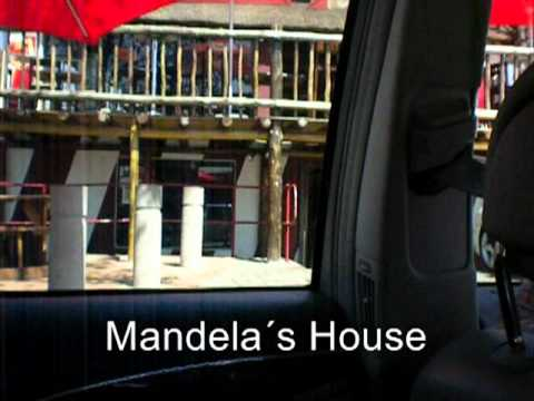 Mandela´s House. South Africa.