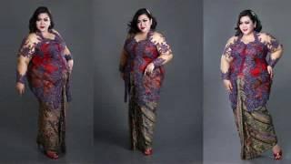 Tips Memilih Baju Wanita Gemuk Agar Terlihat cantik dan Langsing width=