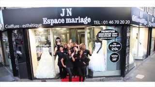 JN Espace Mariage (robe, coiffure, esthétique...)