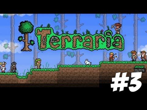 Terraria Rehberi Bölüm-3  10 KASIM