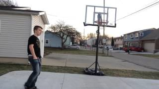 Some trick shots with the broskidas!! Feat. Sam and Lee