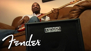 Fender® presents the new Bronco™ 40 Bass Amplifier | Fender