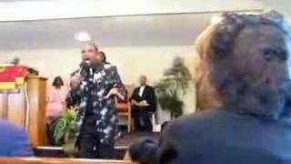Pastor Isrom Johnson