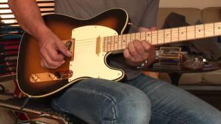 Fender Telecaster Richie Kotzen Signature Japan Part 2