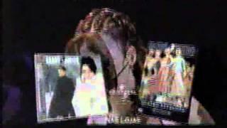 Comercial Cd e DVD Sandy & Junior Quatro estações Ao vivo