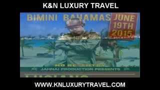 """Luciano """"The Messenjah"""" & Avaran Live JUNE 19 2015 Bimini Bahamas"""