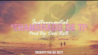 Beat Rap Romantico - Enamorado De Ti - Instrumental Rap Piano x Base Hip Hop | DaniRnB