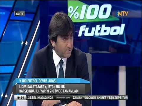 [30.3.2013] Galatasaray 2 - 0 İstanbul Büyükşehir Belediyespor Maçı [NTV - Rıdvan Dilmen]