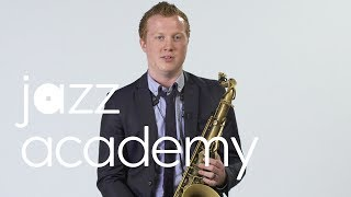 How to Warm Up on the Saxophone: Re-Thinking Scales