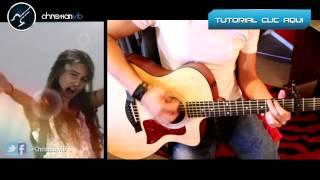 Mi Persona Favorita - RIO ROMA - Guitarra Acustico Cover Demo Christianvib
