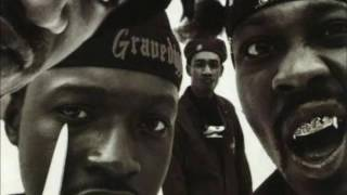 Gravediggaz - Don't Be Afraid Of The Dark (ft. Craig Gee)