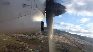 Jazz Air Dash 8-300 Out Of Kelowna (November 25th, 2011)
