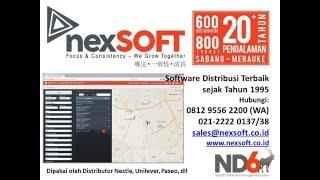 Software Warehouse ND95/ND6 - 0812 9556 2200 – 2222-0134/37