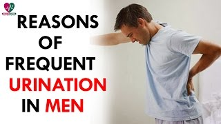 Reasons of Frequent Urination in Men - Health Sutra