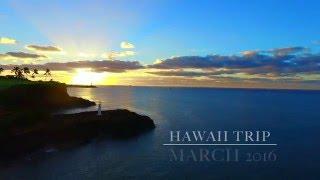 Hawaii 2016 (DJI PHANTOM 4 )