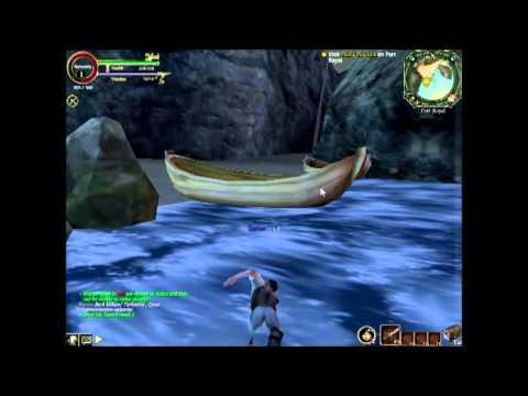 Pirates Of Caribbean Online - Karayip Korsanları Online Birinci Görev [HD]