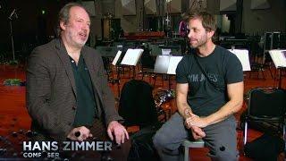 Hans Zimmer 'Man of Steel' Featurette [+Subtitles]