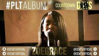 Zoe Grace - #PLTAlbum Countdown: 19 Days To Go! (No More Loneliness -  Kirk Franklin)