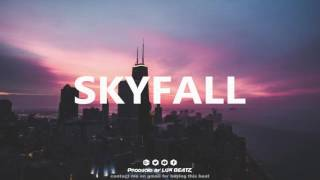 Deep Chill Trap Hip-Hop Rap Instrumental Type Beat 2016 ''SKYFALL'' by LUX BEATZ
