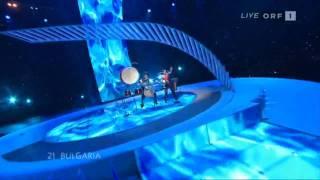 Elitsa   Stoyan - Water (Bulgaria - 5th on Eurovision 2007) HD