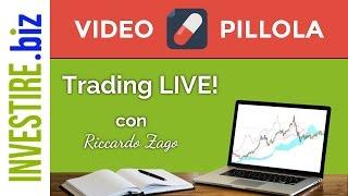 "Video Pillola ""Trading LIVE!"" del 02/03/2017"