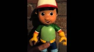Handy Manny speaks