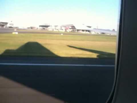 landing in johannesburg international airport