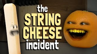 Annoying Orange - String Cheese Incident (feat. Wilson Cleveland)