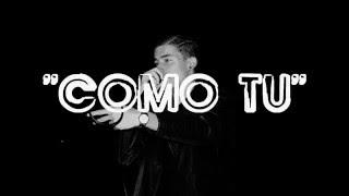 "Ruivo - ""Como Tu"" w/Hoodie Allen (COM LETRA)"