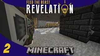 How to play ftb revelation ore doubling tinkers smeltery e02