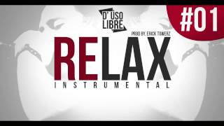 01 Piano HipHop Instrumental - Rap Beat - Free To Use (D' Uso Libre) Erick Towerz
