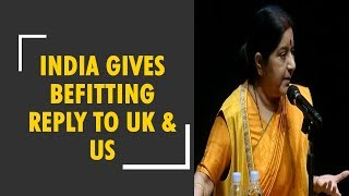 India gives befitting reply to UK & US on Russian Diplomats expulsions