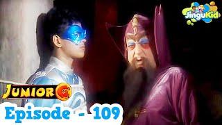 Junior G - Episode 109 width=