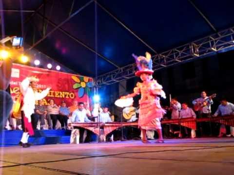 Danzas típicas de Nicaragua II