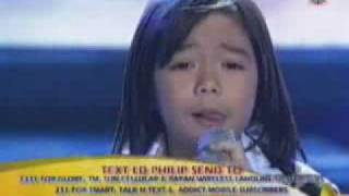 Little Josh Groban - Amazing child voice -  You Raise Me Up