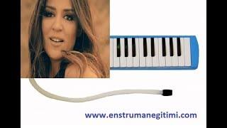 Melodika Öğreniyorum--Narin Yarim-Banu Parlak Melodika